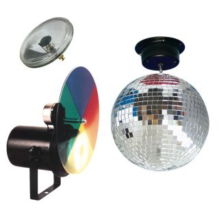 0-AMERICAN DJ - MBS-300CW
