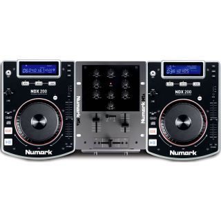 0-NUMARK CD DJ IN A BOX  -