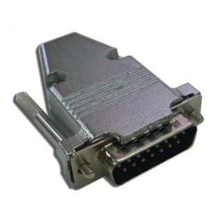 0-QUIKLOK DSUB 15M - CONNET