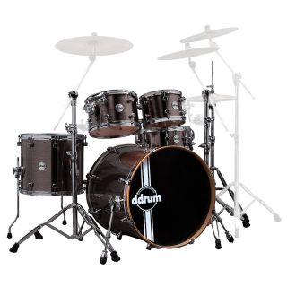 0-DDrum REFLEX PEWTER 22 5