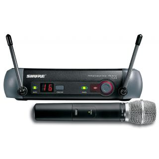 0-SHURE PGX24E SM86 - Radio