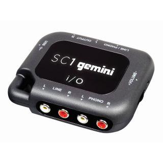0-GEMINI SC1 - SCHEDA AUDIO