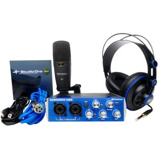 0-PRESONUS AUDIOBOX STUDIO