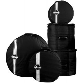 0-DDrum DD BAG POCKET BLK -