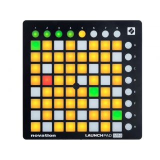 0-NOVATION Launchpad Mini M