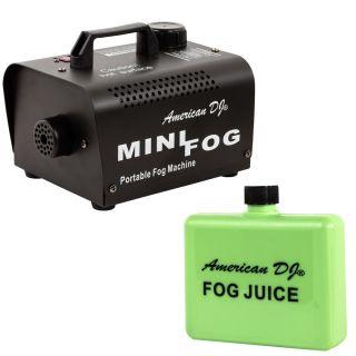 0-AMERICAN DJ MINI FOG 400
