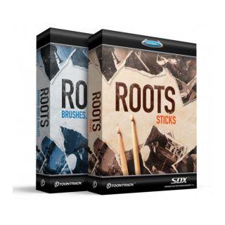 0-TOONTRACK SDX Roots: Bund