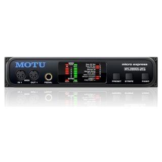 0-MOTU Micro Express - INTE