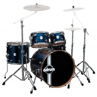 0-DDrum REFLEX ICE BLUE 22