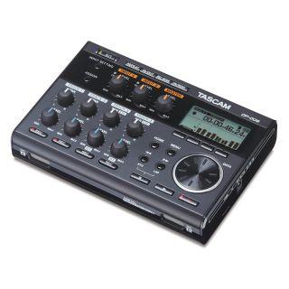 Tascam DP006 - Registratore Digitale Multitraccia Portatile per Strumenti Musicali