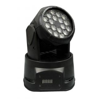 0-FLASH LED MINI WASH 18X3W