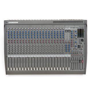 0-Samson L2400 - Mixer 24 c