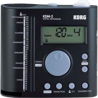 0-KORG KDM2 - METRONOMO PER