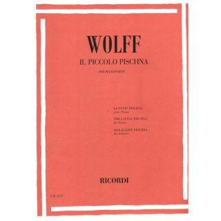 0-RICORDI Pischna / Wolff -