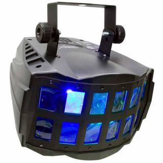 0-CHAUVET DOUBLE DERBY X -