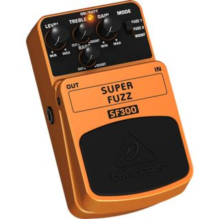 0-BEHRINGER SF300 SUPER FUZ