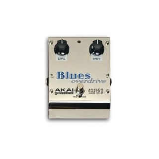 0-Akai BLUES OVERDRIVE