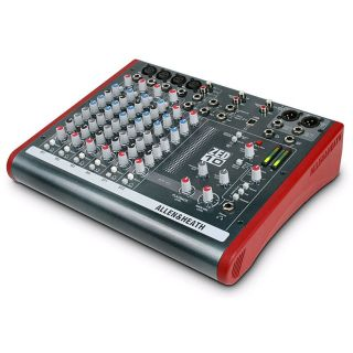 0-ALLEN & HEATH ZED10 Mixer