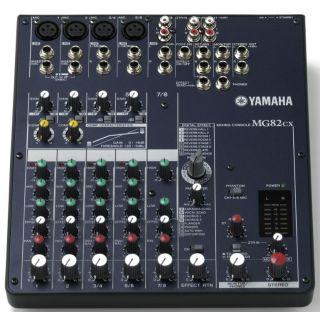 0-YAMAHA MG82CX [Ex Demo] -