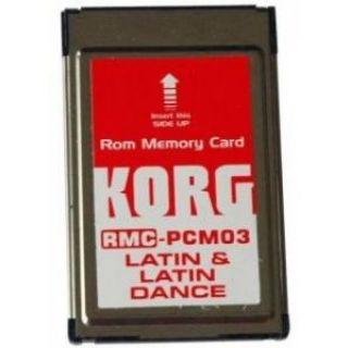0-KORG RMC PCM 03 - LATIN &