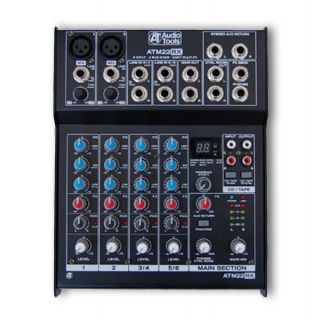 0-AUDIO TOOLS ATM22RX - MIX