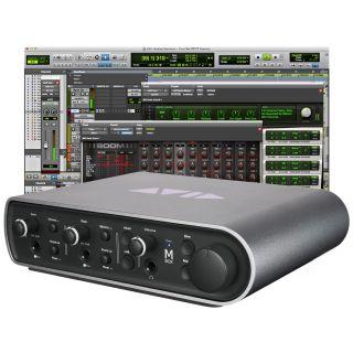 0-AVID MBox + Pro Tools Exp
