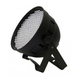 0-FLASH LED PAR 64 186x 10m