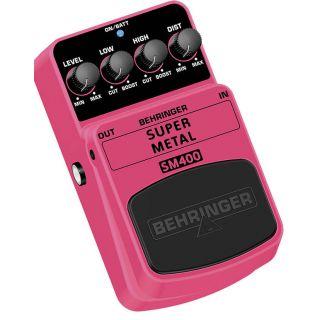 0-BEHRINGER SM400 SUPER MET