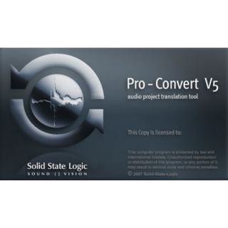 0-SOLID STATE LOGIC Pro-Con