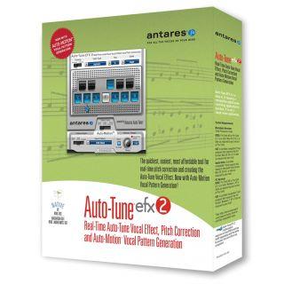 0-ANTARES Auto Tune EFX 2
