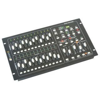0-TRONIOS DMX CONTROLLER PR