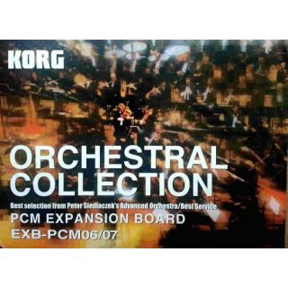 0-KORG EXB PCM 06/07 - ORCH