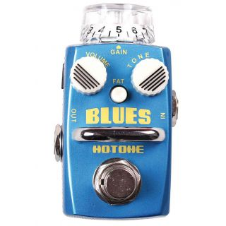 0-HOTONE BLUES - OVERDRIVE