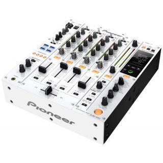 0-PIONEER DJM850W White - M