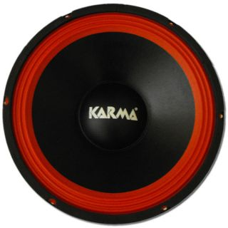 0-RED 10-25 - Coppia woofer