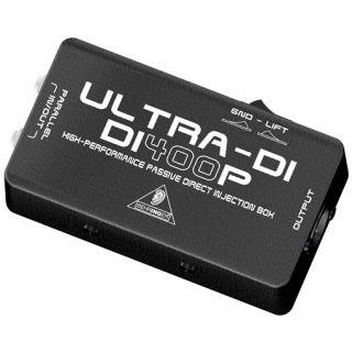 0-BEHRINGER DI400P ULTRA-DI