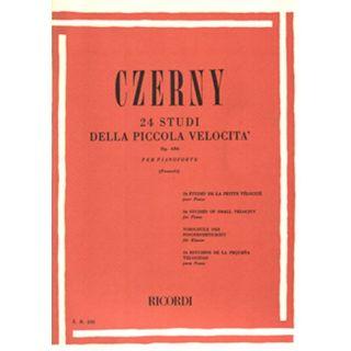 0-RICORDI Czerny, Carl - 24