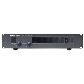 0-PHONIC MAX860 PLUS - AMPL