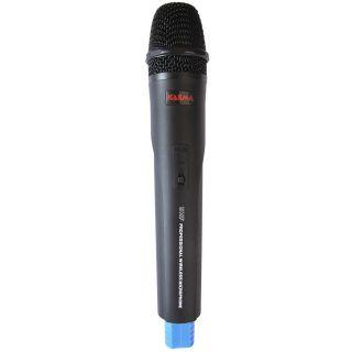 0-KARMA WM 902D - Microfono