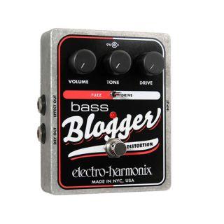 0-ELECTRO HARMONIX BASS BLO