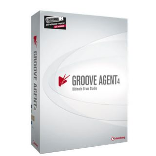 0-STEINBERG GROOVE AGENT 4