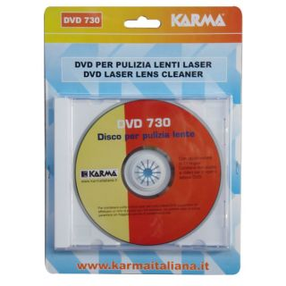 0-KARMA DVD730 - KIT PULIZI