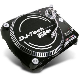 0-DJ TECH VINYL USB 50 - GI