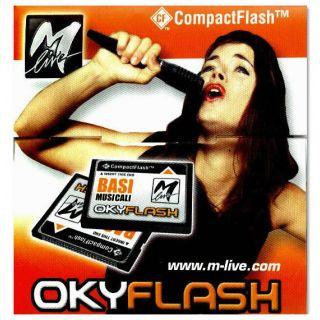0-M-LIVE OKYFLASH - 150 BAS