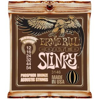 0-Ernie Ball 3146 Medium Li