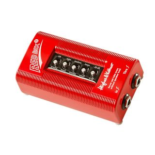 0-HUGHES & KETTNER RED BOX