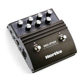 0-HARTKE BASS ATTACK PEDAL