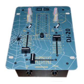 0-DaG DJ20 - MIXER PER DJ 2