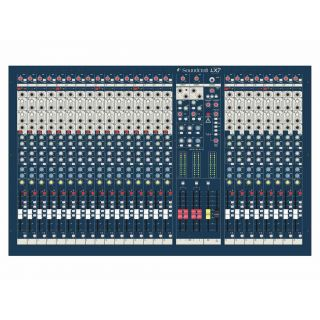 0-SOUNDCRAFT LX7 II 24