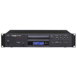 0-TASCAM CD200